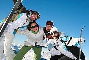 Wintersport Mittersill voor singles
