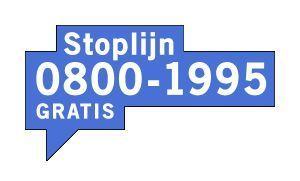 Bel gratis Stoplijn 0800-1995