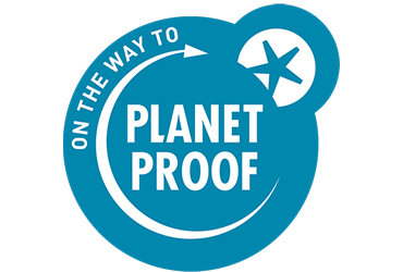 On the Way to Planet Proof –<br> niet biologisch