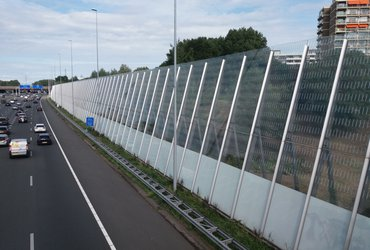 A10 oost Amsterdam