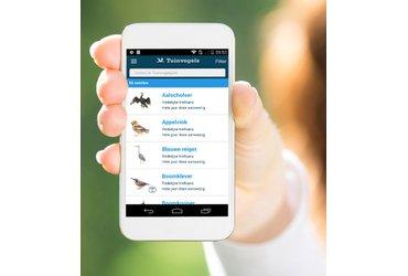 App Tuinvogels