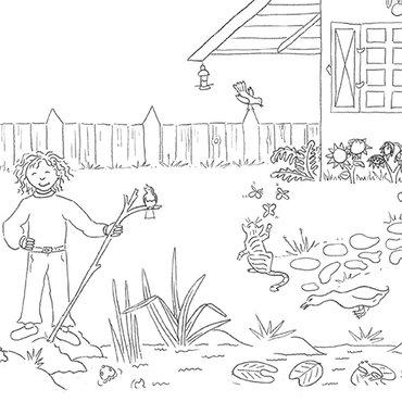 Kleurplaten Nieuw Huis.Download Leuke Kleurplaten Van Vogels Vogelbescherming