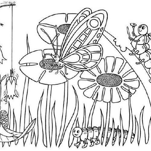 de vlinderstichting kleurplaten en maskers